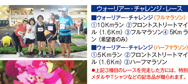 ウォーリアー・チャレンジ・レース